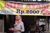 Laris Manis, Ini Asal Muasal Mie Ayam di Sragen Dijual Rp 2.000