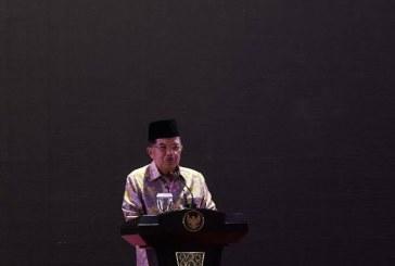 Wapres JK: Budaya Indonesia Tekankan Persatuan
