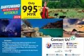 Banyuwangi Bakal Dulang Pundi Wisatawan Malaysia