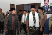 FOTO Panglima TNI Datangi Pondok Pesantren Buntet Cirebon