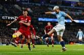 Laga Man City Vs Liverpool Terbanyak Dicari di Google