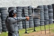 FOTO Kepala Bakamla Uji Coba Senjata Baru