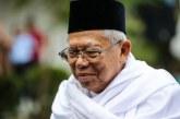 Ma'ruf Amin Tak Jadi Mundur dari Jabatan Ketua MUI