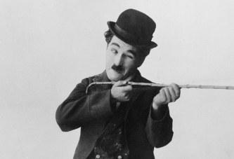 Aktor Komedi Legendaris Charlie Chaplin Pernah Liburan ke Garut