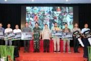 FOTO Pemenang Lomba Foto 'Sinergitas TNI-Polri Membangun Negeri'