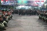 FOTO Panglima TNI Pimpin Apel Khusus 1.500 Prajurit Kostrad