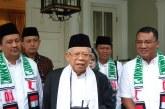 Hadapi Debat, KH Ma'ruf Yakin Jokowi Sudah Paham Materi