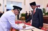 Diusung PKS dan PAN, Gubernur Riau Siap Menangkan Jokowi