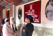 FOTO Kunjungan ke Museum Mahatma Gandhi di India