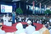 FOTO Pimpinan TNI Arahkan Rakornas BNPB-BNBD Se-Indonesia