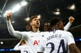 Main di Kandang Sendiri Tottenham Kalahkan Dortmund