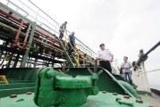 FOTO Patroli Laut Bakamla Tangkap Kapal Ilegal