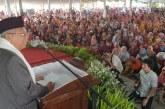 Kiai Ma'ruf Minta Rakyat Banten Doakan Ibundanya