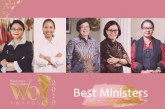 Peraih Women's Obsession Awards 2019 Kategori Best Ministers