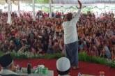 Haddad Alwi Bersama Warga Banten Bersholawat untuk Jokowi-Ma'ruf Amin