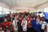 Ibu Mufidah JK Pimpin Dekranas dan Kemenkop Kunjungi Mamuju