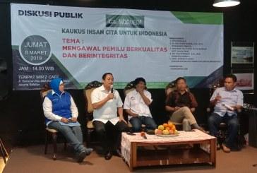 Pemilu Berkualitas dan Berintegritas di Indonesia Masih Sebatas Cita-cita