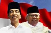 Jokowi-Ma'ruf Masih Unggul di Lembaga Survei