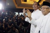 Jokowi Minta Pendukungnya Tunggu Hasil KPU, Prabowo Minta Tenang