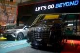 Toyota Hadirkan Semangat Let's Go Beyond di IIMS 2019