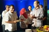 Sejumlah Tokoh dan Artis Hadiri Syukuran Kemenangan Jokowi-Ma'ruf Amin