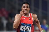 Pecahkan Rekor, Zohri Lambungkan Nama Indonesia di Kejuaraan Atletik