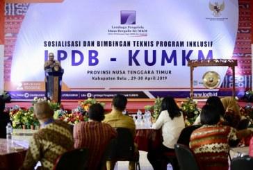 LPDB Optimalkan Penyaluran Dana Bergulir di Wilayah Perbatasan NKRI