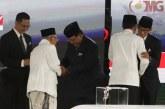 Real Count KPU, Jokowi Ungguli Prabowo