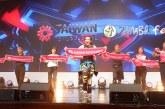Kenalkan Produk Taiwan Lewat Goyang Zumba