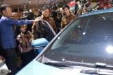 Mewakili Jokowi, Airlangga Buka IIMS 2019