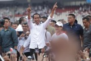 FOTO Jokowi-Ma'ruf Kampanye di GBK