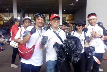Pasukan Semut Siap Bersihkan Sampah di Kampanye Jokowi