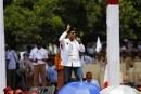 Di Dapil 'Neraka' PKS Antarkan Kharis Kembali ke Senayan