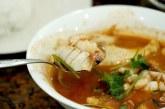Nikmatnya Sup Ikan Tenggiri di RM Yong Kee Batam