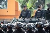 FOTO Pasukan Pengamanan Pileg dan Pilpres 2019
