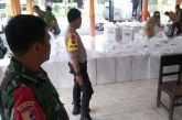 Babinsa TNI Amankan Distribusi Logistik Pemilu 2019