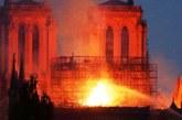 Gereja Besar Katedral Terbakar, Saatnya Berdoa!