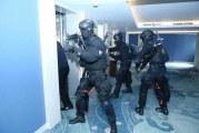 FOTO Latihan Satgultor TNI di Ancol