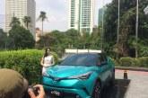Toyota C-HR Hybrid Resmi Diluncurkan