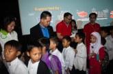 Swiss Belhotel Group Bandung Manjakan Anak-anak Panti Asuhan