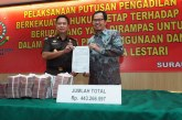 Apresiasi Kejari Surabaya Tangani Kerugian Negara, LPDB Harap Seluruh Kejari Ikuti Model Serupa