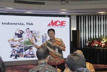 Rencana Ekspansi 2019, Ace Hardware Indonesia Akan Buka 25 Gerai Baru