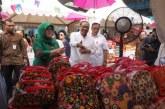 Dibuka Menteri Puspayoga Smesco Bazaar Ramadhan Langsung Diserbu Warga