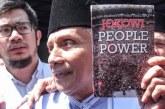 Apa Maksud Amien Bawa Buku 'Jokowi People Power' Saat Diperiksa Polisi?