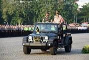 FOTO Polri dan TNI Apel Gelar Pasukan Operasi Ketupat 2019