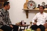 SBY Beri Ucapan Selamat Kepada Jokowi