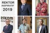 Rektor Inspiratif 2019, Mendidik dan Menginspirasi