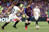 Valencia Hancurkan Ambisi Barcelona