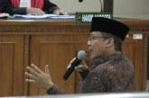 Wakil Ketua DPR Nonaktif Taufik Kurniawan Terancam Tak Punya Hak Politik