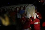 FOTO: Jenazah Ani Yudhoyono Tiba di Jakarta
